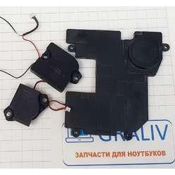Динамики ноутбука Asus N71J CT-10495BW-1
