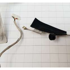 Шлейф web камеры с микрофоном ноутбука Asus N71J 1414-03SG0AS