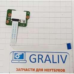 Панель включения, кнопка старта ноутбука Asus N71J 69N0GLJ10D01-01