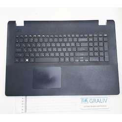 Верхняя часть корпуса, палмрест ноутбука PackardBell ENGL71BM ZYL Acer ES1-711 ES1-731 ES1-771 EAZYL001010, JTEEAZYL00101