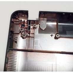 Нижняя часть корпуса, поддон ноутбука Asus D541N, 13NB0CG1AP1411
