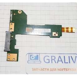 Доп. плата подключения HDD ноутбука Asus D541N, X541NA_HDD Rev2.0, 60NB0E80-HD1110