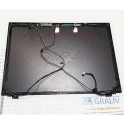 Крышка матрицы ноутбука Sony VGN-SZ, VGN-SZ4VRN, PCG-6Q4P, C9452F/3052S