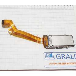 Картридер с шлейфом ноутбука Sony VGN-SZ, VGN-SZ4VRN, PCG-6Q4P, VGP-MCA20, 1-479-629-11. 1-869-795-11