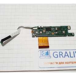 Доп. палата с кнопкой включения ноутбука Sony VGN-SZ, VGN-SZ4VRN, PCG-6Q4P, 1-869-786-11