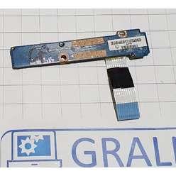 Панель с кнопкой включения ноутбука HP G7000 C700, LS-3733P