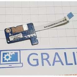 Панель с кнопкой wi-fi ноутбука HP G7000 C700, LS-3735P