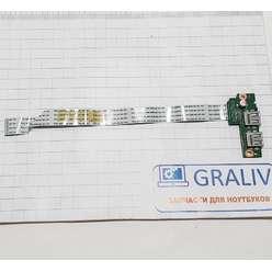 Доп. плата с разьемами USB HP 15-D, 010194F00-491-G