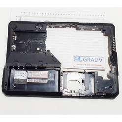 Нижняя часть корпуса, поддон ноутбука MSI GT683 MS-16F2, 6F2D217P89BB