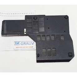Заглушка нижней части корпуса ноутбука MSI GT683 MS-16F2, 6F1J215P89B8