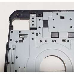 Верхняя часть корпуса, палмрест ноутбука MSI GT683 MS-16F2, 6F1C417P89BB