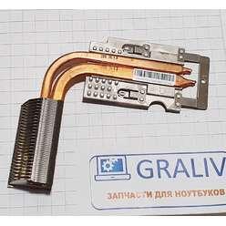Cистема охлаждения, термотрубка ноутбука MSI GT683 MS-16F2, E310900332TA900
