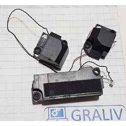 Динамики ноутбука MSI GT683 MS-16F2