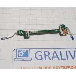 Доп. плата с led индикаторами ноутбука MSI GT683 MS-16F2, 11CKC34644