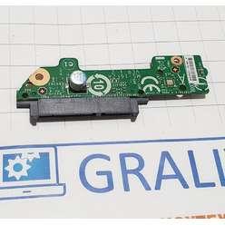 Доп. плата с переходником SATA ноутбука MSI GT683 MS-16F2, 11CK041549