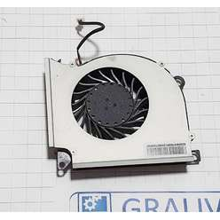 Вентилятор системы охлаждения, кулер ноутбука MSI GT683 MS-16F2, E330800182MC200 B9733L12B-028