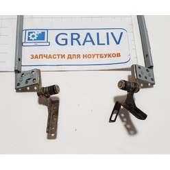 Петли крышки матрицы ноутбука MSI GT683 MS-16F2, 6F20811 / 6F20712