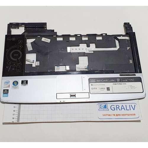 Верхняя часть корпуса, палмрест ноутбука Acer 6920, 6051B0287601-2
