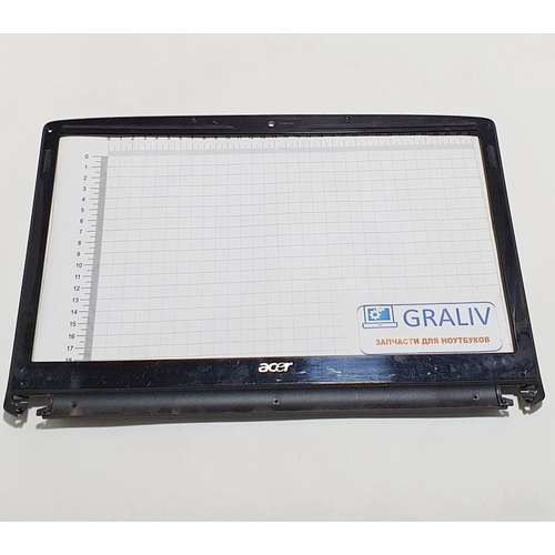 Рамка матрицы ноутбука Acer 6920, 6051B0288401-1