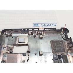 Нижняя часть корпуса, поддон ноутбука HP 2000, 704016-001