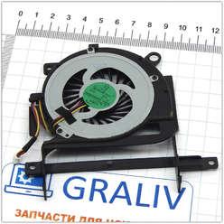 Вентилятор (кулер) для ноутбука Sony SVE151, AD05605HX09G300 0FJ8