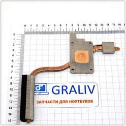 Система охлаждения, трубка охлаждения для ноутбука Acer aspire 5334, Emachines E727 PAWF5 AT06R0010C0
