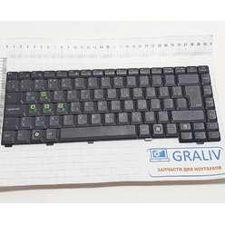 Клавиатура ноутбука Asus G1S G1 A6000, 04GNLA1KRU00 9J.N6882.G0R