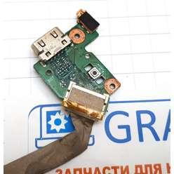 Доп. плата ноутбука ASUS N56, 60NB160-I01