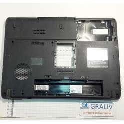 Нижняя часть корпуса, поддон ноутбука Toshiba Satellite L300