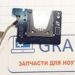 Картридер ноутбука Samsung SF511, BA92-07505A