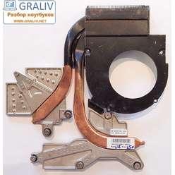 Система охлаждения для ноутбука Packard Bell MS2288 TJ65 TJ75 60.4GH05.001