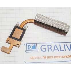 Радиатор системы охлаждения, термотрубка ноутбука Toshiba Satellite A210, A215 AT019000100