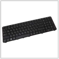 Клавиатура c рамкой для ноутбука HP DV7-4000 605344-251