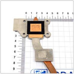 Радиатор системы охлаждения, термотрубка ноутбука Acer 5520, 7520 AT01O000600