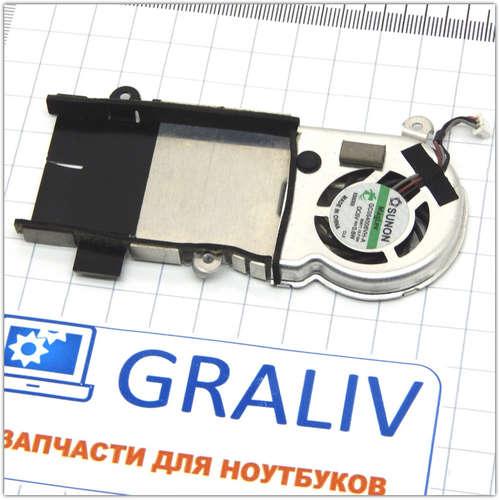 Система охлаждения для ноутбука Acer Aspire One A110 A150 Zg5   Gc054006vh-A B3677-1.13.F.Gn