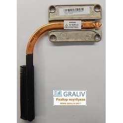 Cистема охлаждения для ноутбука Lenovo G570 AT0GL0020A00DC
