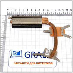 Cистема охлаждения для ноутбука DNS 123970  40GV40041-10