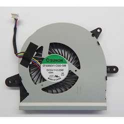 Вентилятор (кулер) для ноутбука Asus X401U EF50050V1-C080-S99
