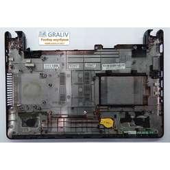 Нижняя часть корпуса, поддон ноутбука Asus X401U 13GN4O1AP010