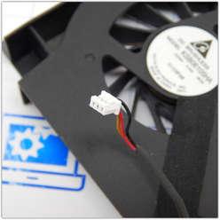 Вентилятор (кулер) для ноутбука HP G61, G71, CQ61, CQ71, DFB552005M30T