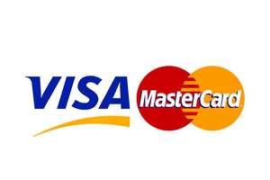 Оплата Visa, Maestro